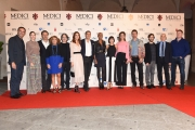 14/10/2016 Roma fiction rai MEDICI, nella foto: cast