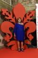 14/10/2016 Firenze presentazione della fiction di rai uno I Medici, red carpet, nella foto Matilde Bernabei