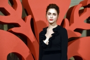 14/10/2016 Firenze presentazione della fiction di rai uno I Medici, red carpet, nella foto Miriam Leone