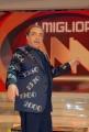 12/01/08 prima puntata del programma di raiuno I MIGLIORI ANNI condotto da Carlo Conti, nelle foto Nino Frassica