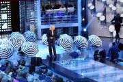 """Roma, 17 settembre 2010, Rai: presentazione de """"I migliori anni"""" in onda su Raiuno in prima serata il venerdì sera . Conduce Carlo Conti, ospite Sylvie Vartan"""
