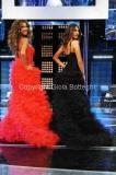 16/09/2011 Roma, prima puntata del programma I MIGLIORI ANNI, nella foto Sara Facciolini e Roberta Morise