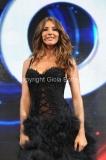 16/09/2011 Roma, prima puntata del programma I MIGLIORI ANNI, nella foto Sara Facciolini