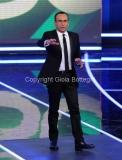 19/01/2013 Roma trasmissione rai I MIGLIORI ANNI, nella foto: Carlo Conti