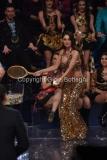 29/04/2016 Roma prima puntata della trasmissione I MIGLIORI ANNI, nella foto Anna Tatangelo