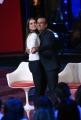 28/04/2017 Roma Prima puntata de I MIGLIORI ANNI, rai uno, nella foto: Carlo Conti e Brooke Shields