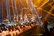 28/04/2017 Roma Prima puntata de I MIGLIORI ANNI, rai uno, nella foto: Balletto