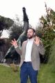 """24/02/2017 Roma presentazione della trasmissione del tg2 Dossier, I MIGRANTI, nella foto : Francesco Paolucci – regista """"I Migrati"""""""