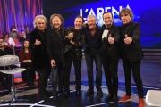 04/12/2016 Roma i Pooh ospiti dell'Arena di Giletti