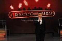 Roma 7/01/2011 Prima puntata de I RACCOMANDATI, nella foto: Pupo