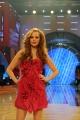 6/03/09 Roma prima puntata de I RACCOMANDATI nella foto la Valletta Elizabet Kinnear