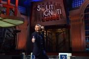 Foto/IPP/Gioia Botteghi 30/03/2017 Roma photocall della nuova trasmissione di Amadeus I SOLITI IGNOTI
