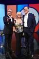 Foto/IPP/Gioia Botteghi 18/01/2018 Roma, Frizzi ospite con la Clerici alla puntata di Ieri e oggi condotta da Carlo Conti su rai tre Italy Photo Press - World Copyright