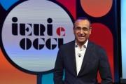 Foto/IPP/Gioia Botteghi 11/01/2018 Roma Rai tre trasmissione condotta da Carlo Conti dal titolo IERI E OGGI ospite Pippo Franco e Orietta Berti Italy Photo Press - World Copyright