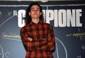 Foto/IPP/Gioia Botteghi Roma 10/04/2019 presentazione del film Il campione, nella foto: Andrea Carpenzano Italy Photo Press - World Copyright