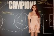 Foto/IPP/Gioia Botteghi Roma 10/04/2019 presentazione del film Il campione, nella foto: Ludovica Martino Italy Photo Press - World Copyright