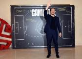 Foto/IPP/Gioia Botteghi Roma 10/04/2019 presentazione del film Il campione, nella foto: Stefano Accorsi Italy Photo Press - World Copyright