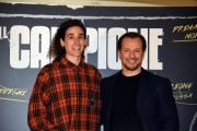 Foto/IPP/Gioia Botteghi Roma 10/04/2019 presentazione del film Il campione, nella foto: Andrea Carpenzano e Stefano Accorsi Italy Photo Press - World Copyright