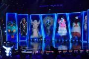 Foto/IPP/Gioia BotteghiRoma 10/01/2019 nuovo programma di Rai uno Il cantante mascherato, nella foto , Milly CalucciItaly Photo Press - World Copyright