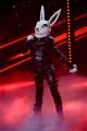 Foto/IPP/Gioia BotteghiRoma 10/01/2019 nuovo programma di Rai uno Il cantante mascherato, nella foto , il coniglioItaly Photo Press - World Copyright