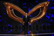 Foto/IPP/Gioia Botteghi Roma 08/01/2019 Presentazione del nuovo programma di Rai uno Il cantante mascherato, nella foto , elemento della giuria Guillermo Mariotto Italy Photo Press - World Copyright