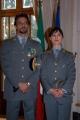 6 puntate del film Il Comandante Alessandro Preziosi e Gabriella Pession
