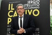Foto/IPP/Gioia BotteghiRoma 18/05/2021 Photocall del film Il cattivo poeta, nella foto: Sergio Castellitto Italy Photo Press - World Copyright