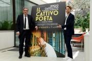 Foto/IPP/Gioia BotteghiRoma 18/05/2021 Photocall del film Il cattivo poeta, nella foto: Sergio Castellitto e Francesco PatanèItaly Photo Press - World Copyright