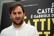 Foto/IPP/Gioia BotteghiRoma 18/05/2021 Photocall del film Il cattivo poeta, nella foto: il regista Gianluca JodiceItaly Photo Press - World Copyright