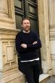 """Foto/IPP/Gioia Botteghi Roma20/02/2019 Presentazione del film """"colpevole  The guilty"""", nella foto il protagonista JAKOB CEDERGREN Italy Photo Press - World Copyright"""