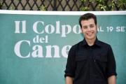 Foto/IPP/Gioia Botteghi Roma 12/09/2019 Photocall del film Il colpo del cane, nella foto   il regista Fulvio Risuleo Italy Photo Press - World Copyright
