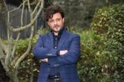 Foto/IPP/Gioia Botteghi Roma 19/02/2020 Presentazione della fiction il Commissario Montalbano, nella foto : Fabio Costanzo  Italy Photo Press - World Copyright