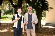 Foto/IPP/Gioia Botteghi Roma 19/06/2020 Presentazione del film Il delitto Mattarella, nella foto: Nicasio Catanese, David Coco Italy Photo Press - World Copyright