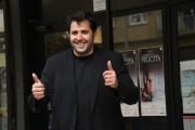 Foto/IPP/Gioia Botteghi Roma 30/04/2021 Photocall del film Il diritto alla felicità, nella foto: Federico Perrotta Italy Photo Press - World Copyright