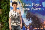 Foto/IPP/Gioia Botteghi Roma 14/06/2019 Presentazione del film Il flauto magico di piazza Vittorio, nella foto: Petra Magoni Italy Photo Press - World Copyright