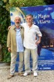 Foto/IPP/Gioia Botteghi Roma 14/06/2019 Presentazione del film Il flauto magico di piazza Vittorio, nella foto: i due registi Mario Tronco e Gianfranco Cabiddu Italy Photo Press - World Copyright