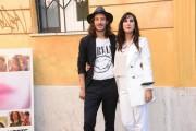 """Foto/IPP/Gioia Botteghi Roma 14/06/2021 Photocall del film """"Il giorno e la notte"""" nella foto : Elena Gigliotti, Dario Aita Italy Photo Press - World Copyright"""