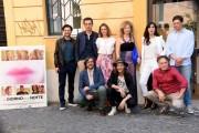 """Foto/IPP/Gioia Botteghi Roma 14/06/2021 Photocall del film """"Il giorno e la notte"""" nella foto : Il regista Daniele Vicari con il cast Italy Photo Press - World Copyright"""