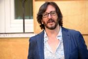 """Foto/IPP/Gioia Botteghi Roma 14/06/2021 Photocall del film """"Il giorno e la notte"""" nella foto : Il regista Daniele Vicari Italy Photo Press - World Copyright"""