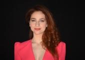 Foto/IPP/Gioia Botteghi Roma28/02/2019 presentazione della serie tv Il nome della rosa, nella foto: Antonia Fotaras Italy Photo Press - World Copyright