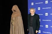 Foto/IPP/Gioia Botteghi Roma28/02/2019 presentazione della serie tv Il nome della rosa, nella foto: Roberto Herlitzka Italy Photo Press - World Copyright