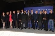 Foto/IPP/Gioia Botteghi Roma28/02/2019 presentazione della serie tv Il nome della rosa, nella foto:  tutto il cast presente Italy Photo Press - World Copyright