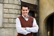 Foto/IPP/Gioia Botteghi Roma30/11/2018 registrazione della 100à puntata che andrà in onda a fine gennaio de IL PARADISO DELLE SIGNORE, nella foto: Emanuel Caserio Italy Photo Press - World Copyright