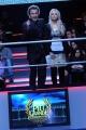 Roma 20/01/2010 Prima puntata de IL PIU GRANDE, nella foto Francesco Facchinetti, Martina Stella