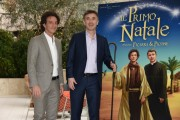 Foto/IPP/Gioia Botteghi Roma06/12/2019 Presentazione del film Il primo Natale, nella foto : Valentino Picone, Salvo Ficarra Italy Photo Press - World Copyright