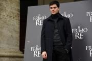 Foto/IPP/Gioia Botteghi Roma24/01/2019 Presentazione del film Il primo re, nella foto: Alessio Lapice  Italy Photo Press - World Copyright