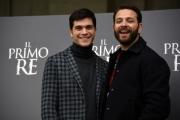 Foto/IPP/Gioia Botteghi Roma24/01/2019 Presentazione del film Il primo re, nella foto: Alessandro Borghi, Alessio Lapice  Italy Photo Press - World Copyright