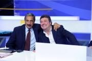 16/09/2013 Roma il processo del lunedi, nelle foto: Marino Bartoletti e Rodolfo Laganà
