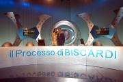 Gioia Botteghi/OMEGA 12/09/05Il Processo di Biscardi nella foto Barbara Salvalaggio