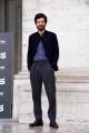 Foto/IPP/Gioia Botteghi Roma22/11/2019 presentazione della fiction di canale 5 IL PROCESSO, nella foto: Francesco Scianna,  Italy Photo Press - World Copyright